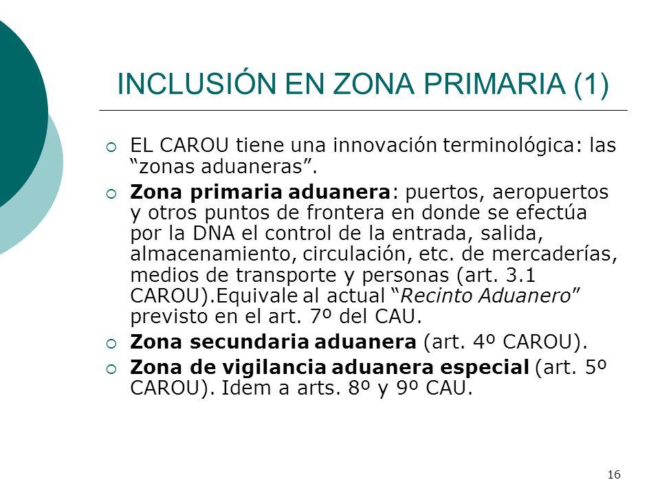 INCLUSIÓN EN ZONA PRIMARIA (1)