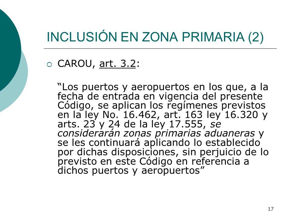 INCLUSIÓN EN ZONA PRIMARIA (2)
