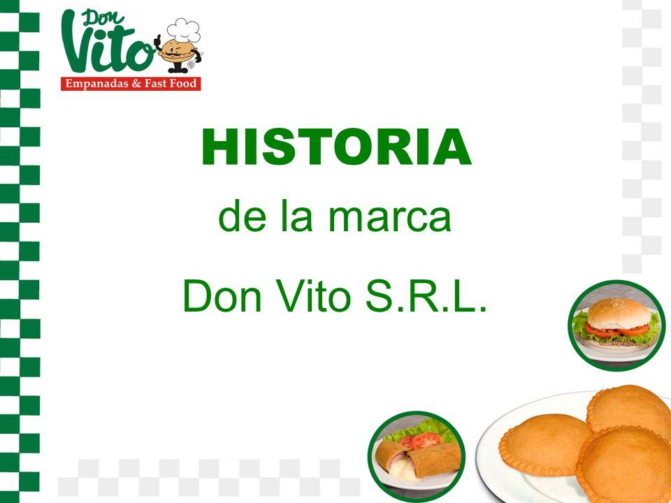 HISTORIA de la marca Don Vito S.R.L.