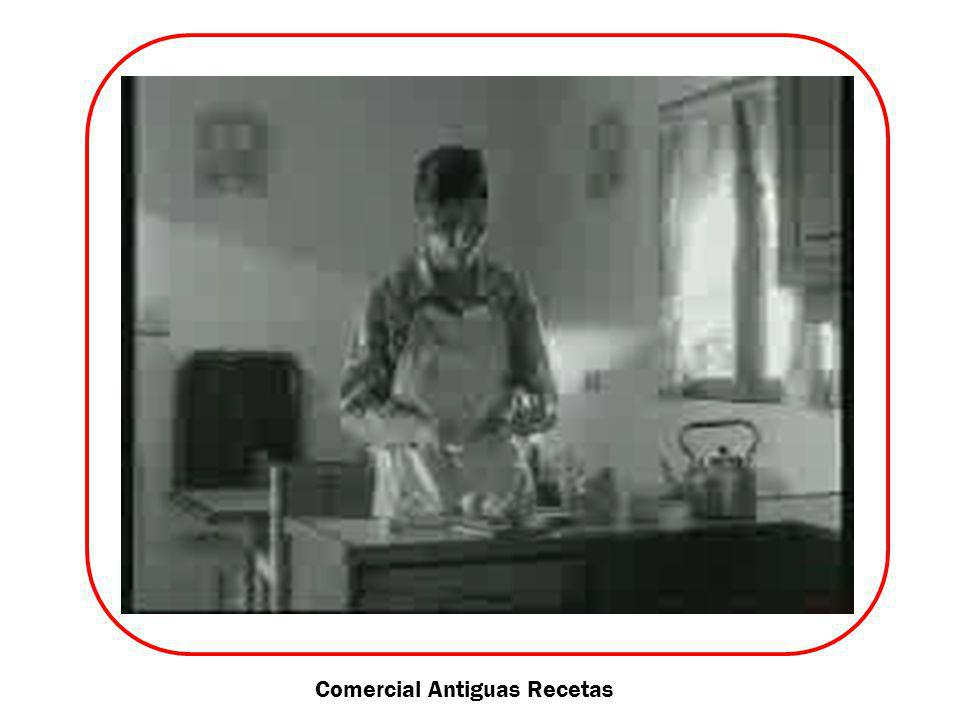 Comercial Antiguas Recetas