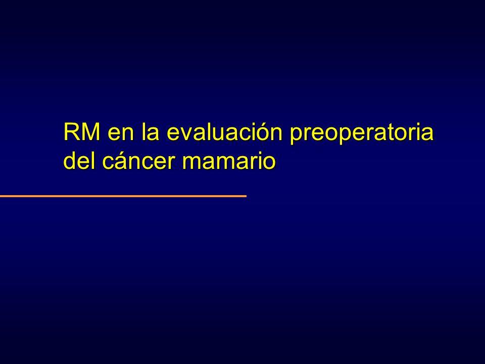 RM en la evaluación preoperatoria
