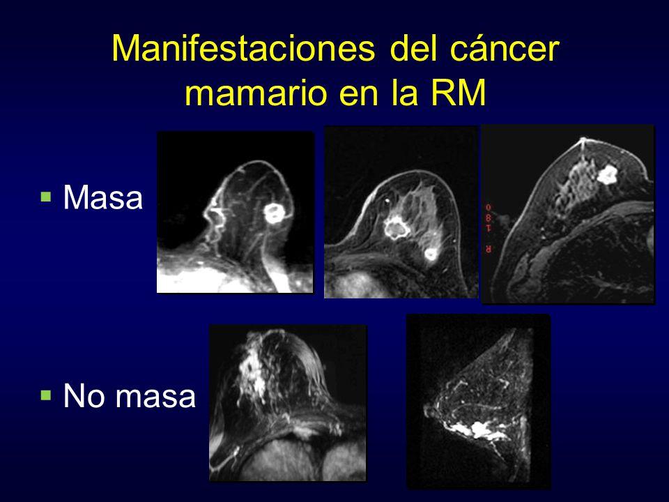 Manifestaciones del cáncer
