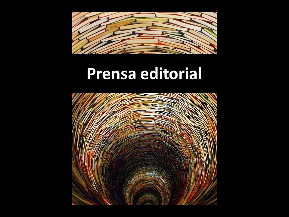 Prensa editorial Prensa editorial
