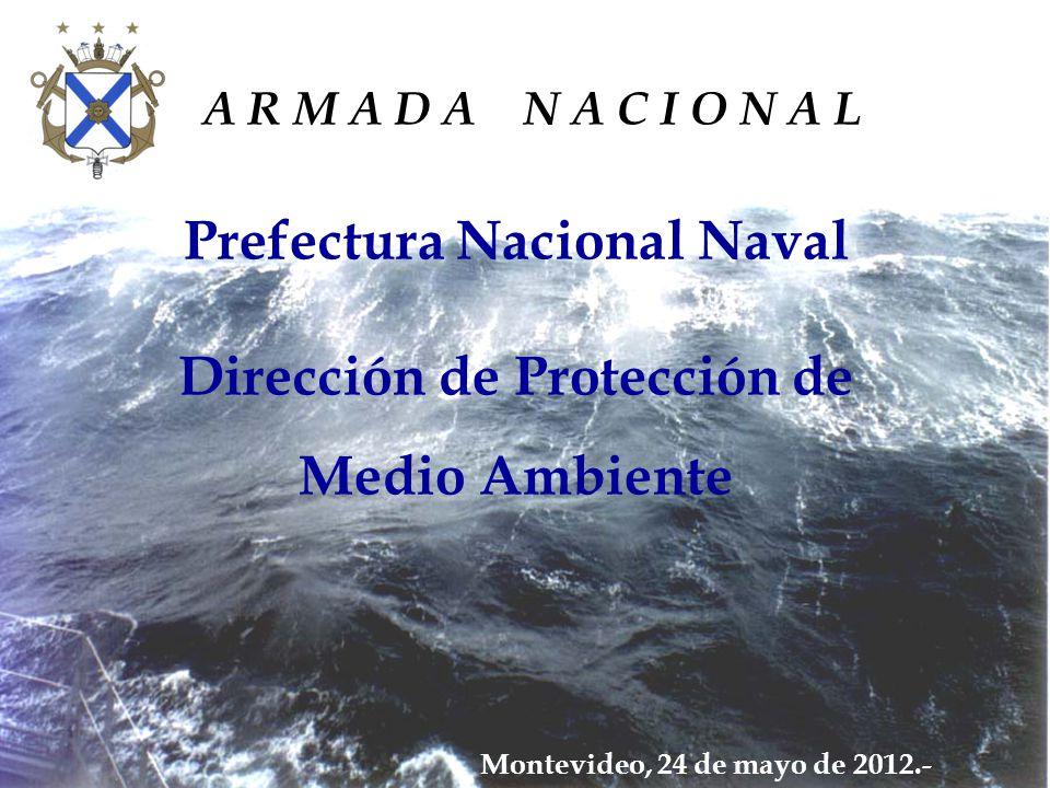 Prefectura Nacional Naval Dirección de Protección de Medio Ambiente