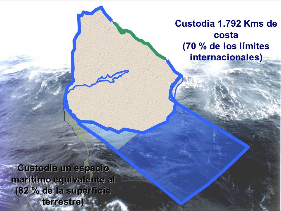 (70 % de los límites internacionales)