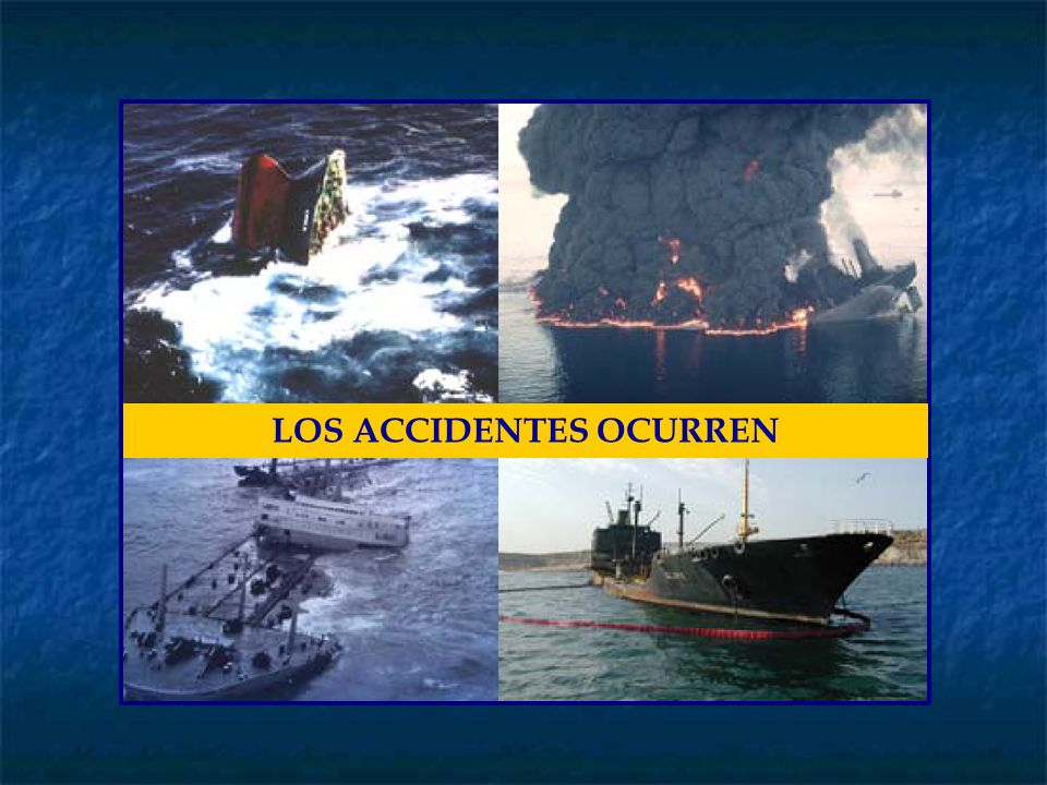 LOS ACCIDENTES OCURREN