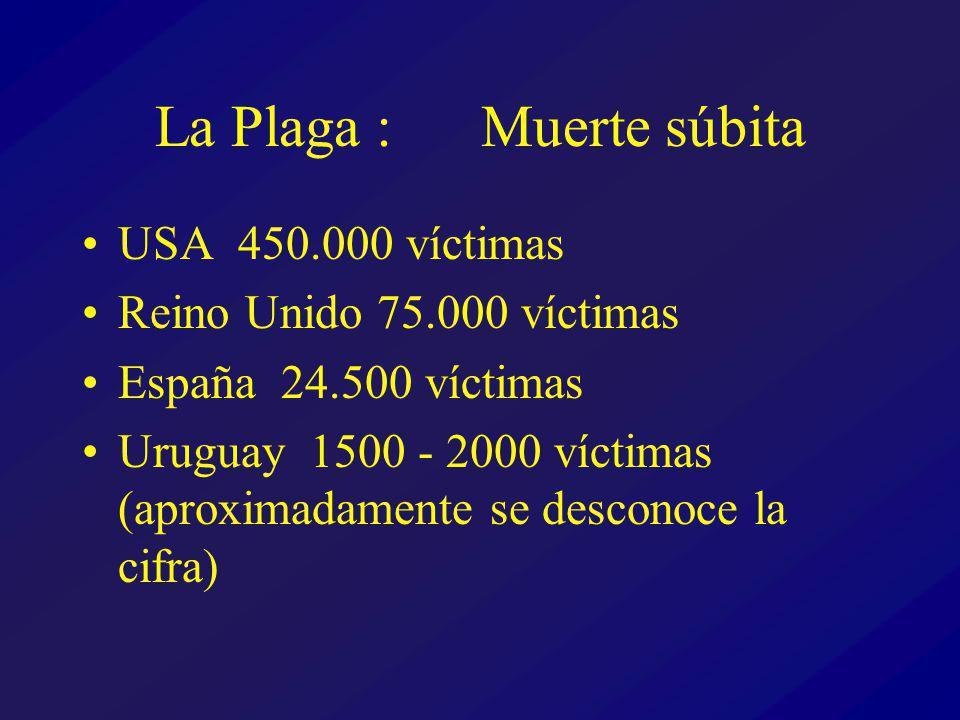 La Plaga : Muerte súbita