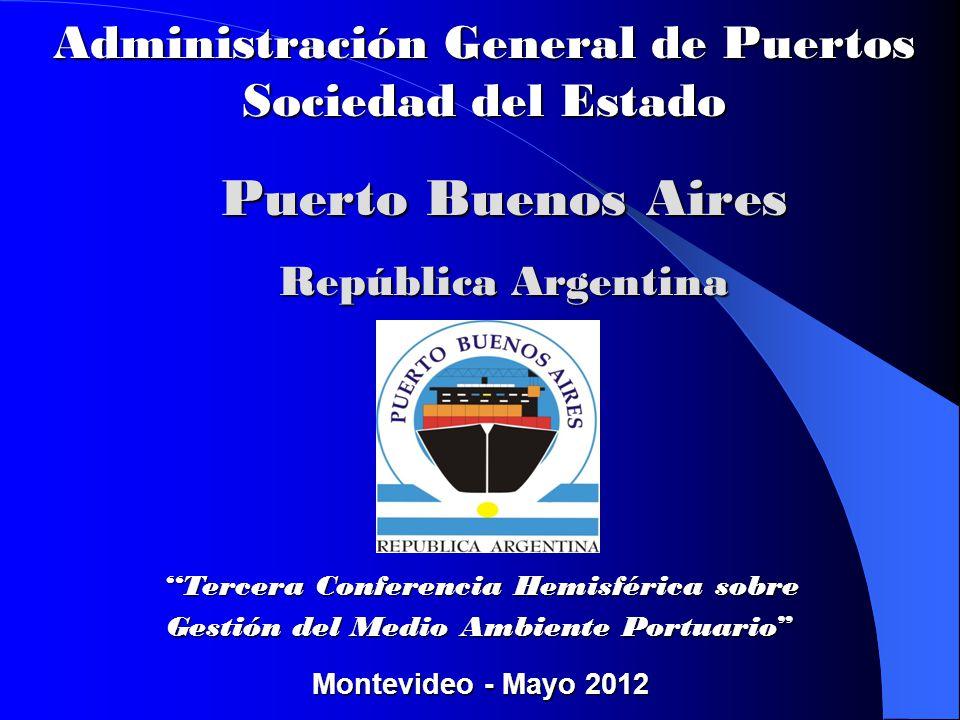 Administración General de Puertos