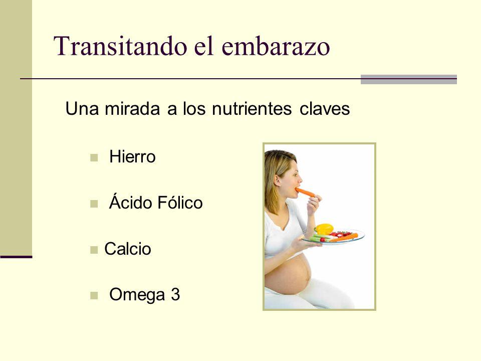 Transitando el embarazo