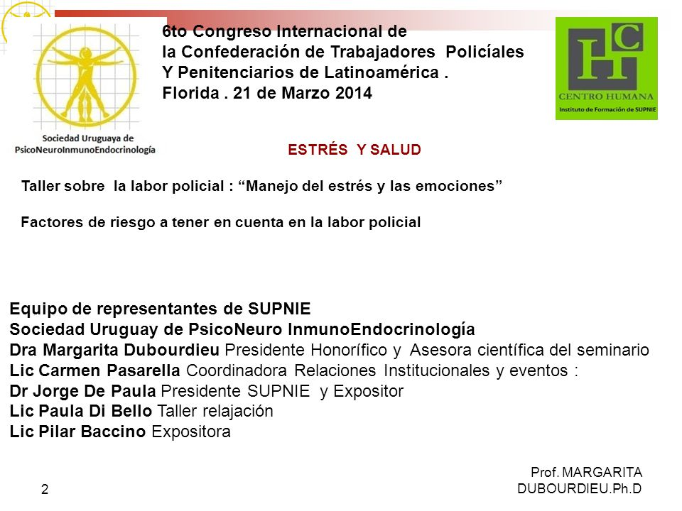 6to Congreso Internacional de