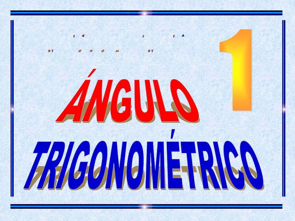1 ÁNGULO TRIGONOMÉTRICO