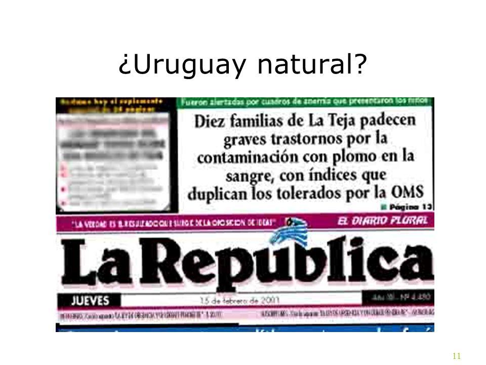 ¿Uruguay natural 11