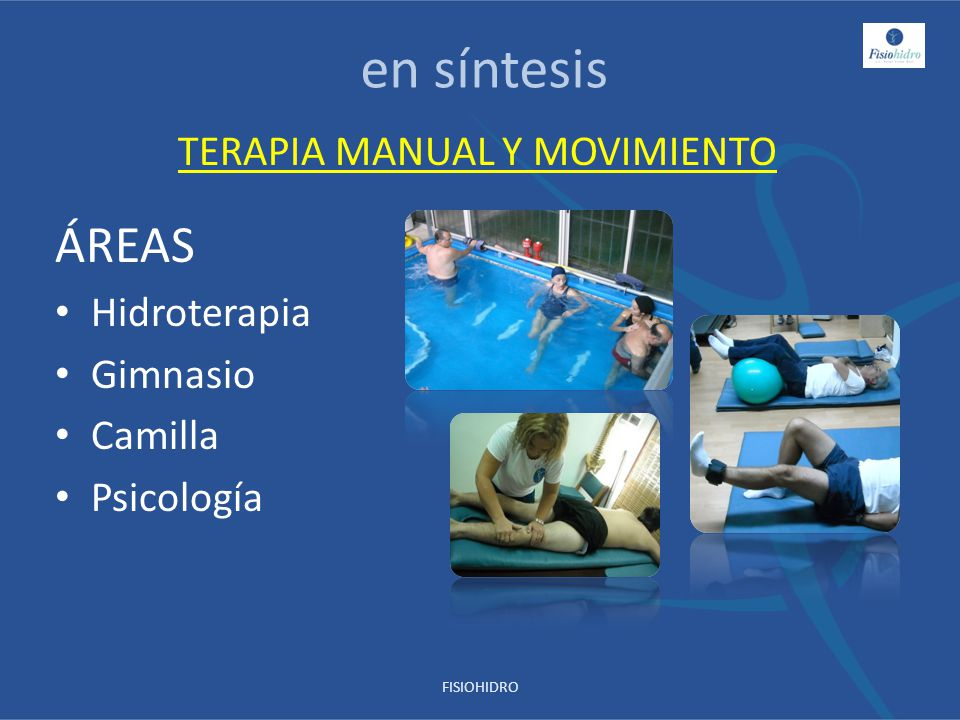 TERAPIA MANUAL Y MOVIMIENTO