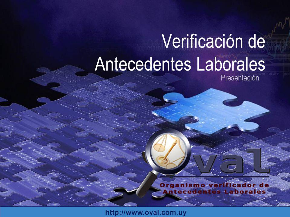 Verificación de Antecedentes Laborales
