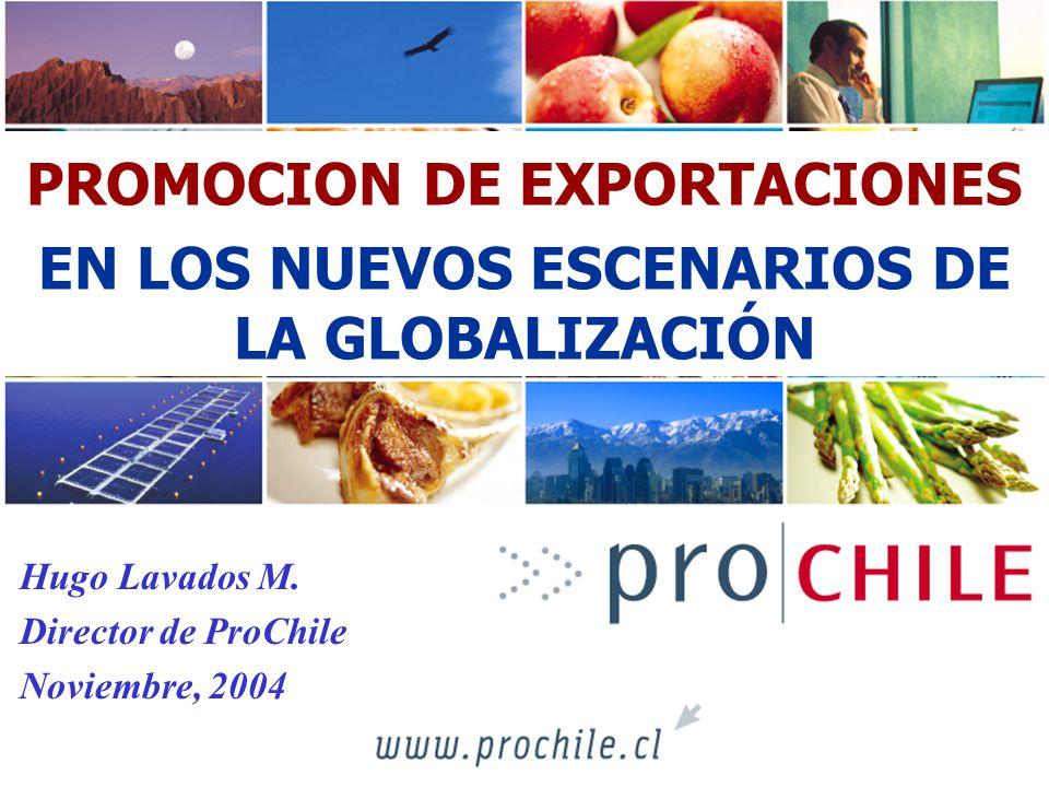 PROMOCION DE EXPORTACIONES