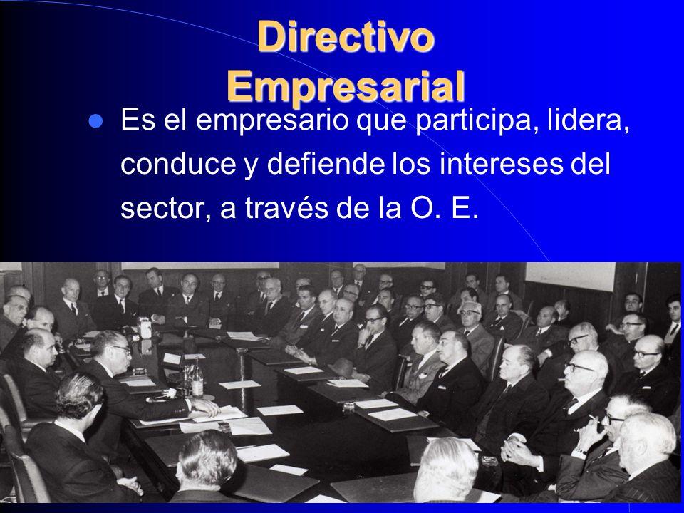 Directivo Empresarial