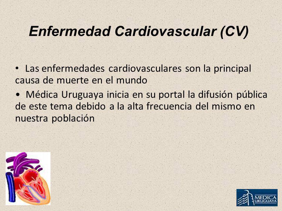 Enfermedad Cardiovascular (CV)