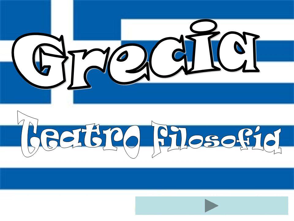 Grecia Teatro Filosofía