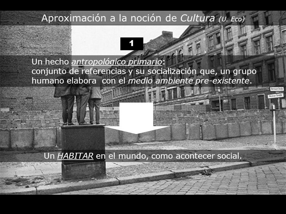 Aproximación a la noción de Cultura (U. Eco)