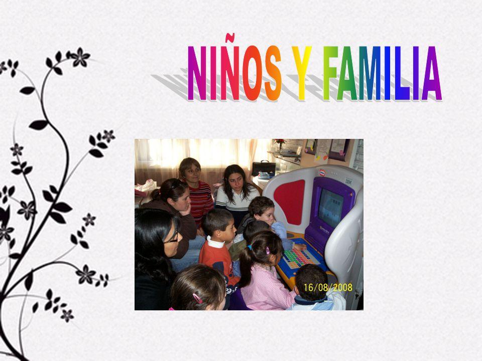 NIÑOS Y FAMILIA