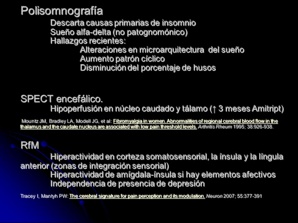 Polisomnografía. Descarta causas primarias de insomnio