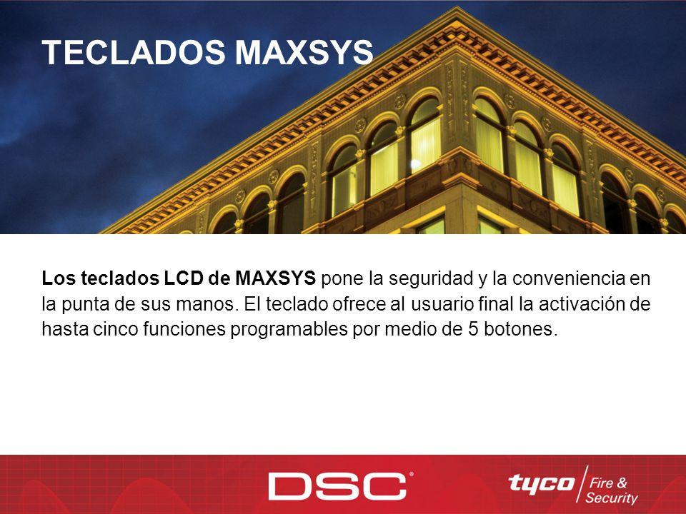 TECLADOS MAXSYS