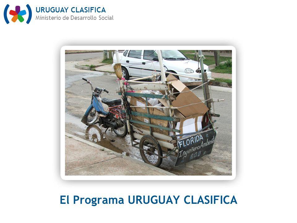 El Programa URUGUAY CLASIFICA