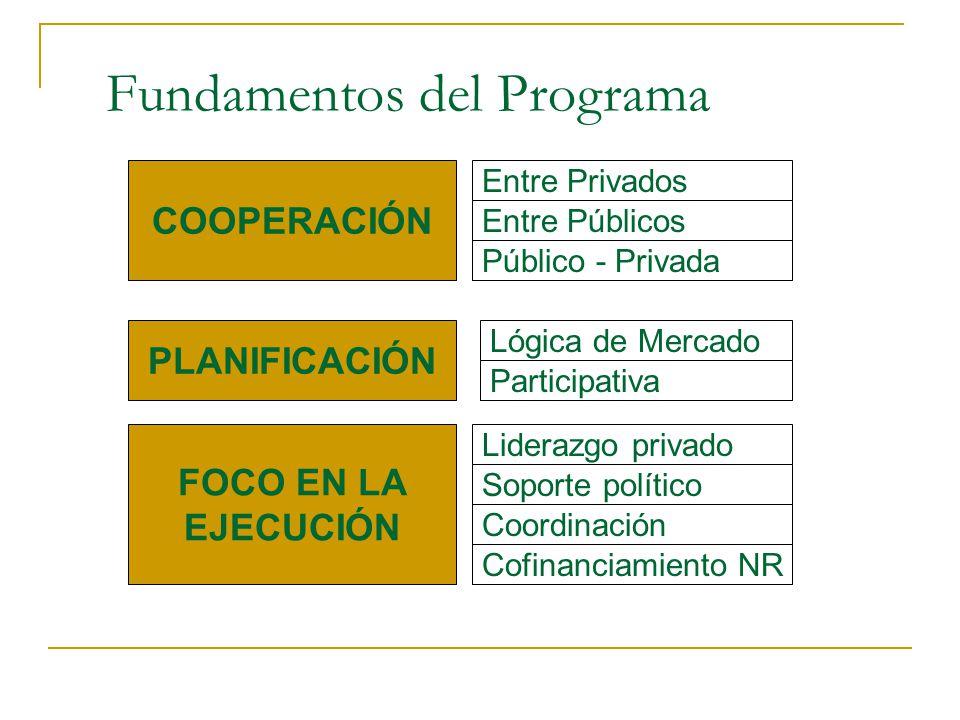 Fundamentos del Programa