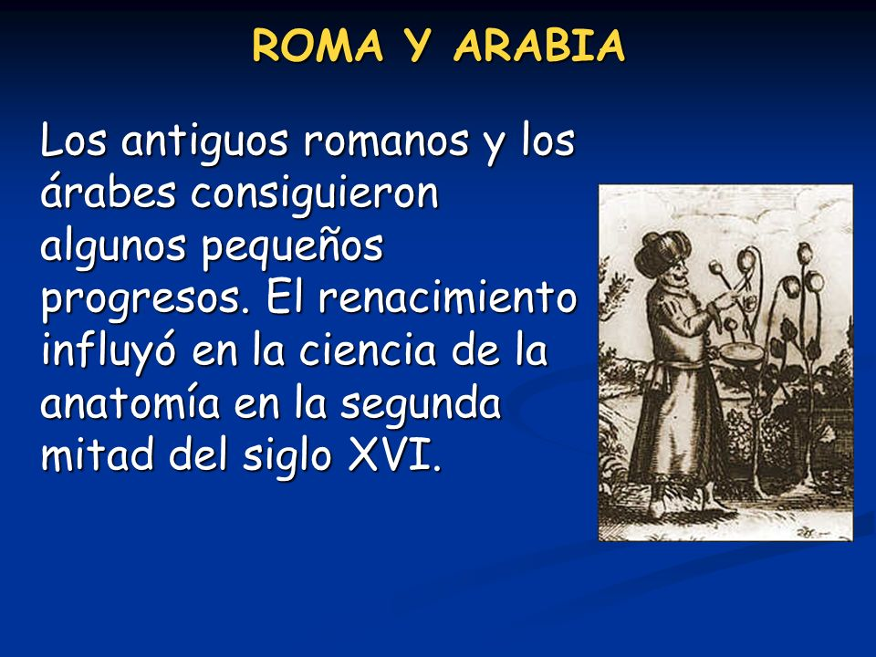 ROMA Y ARABIA