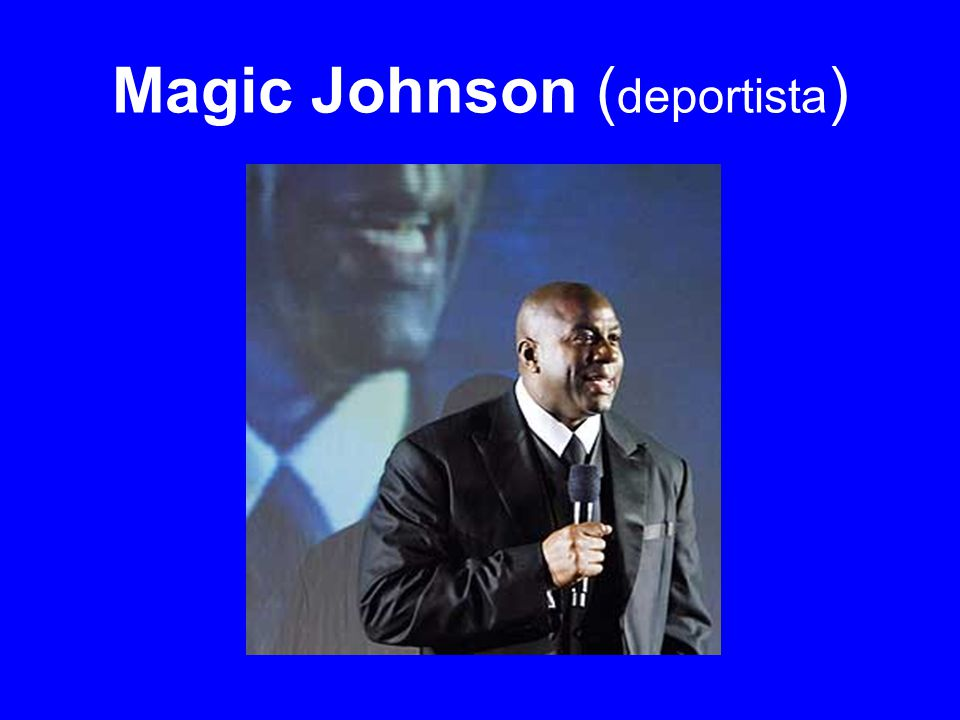 Magic Johnson (deportista)