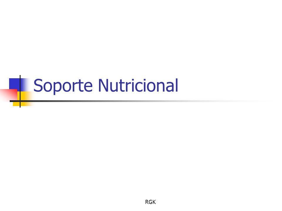 Soporte Nutricional RGK