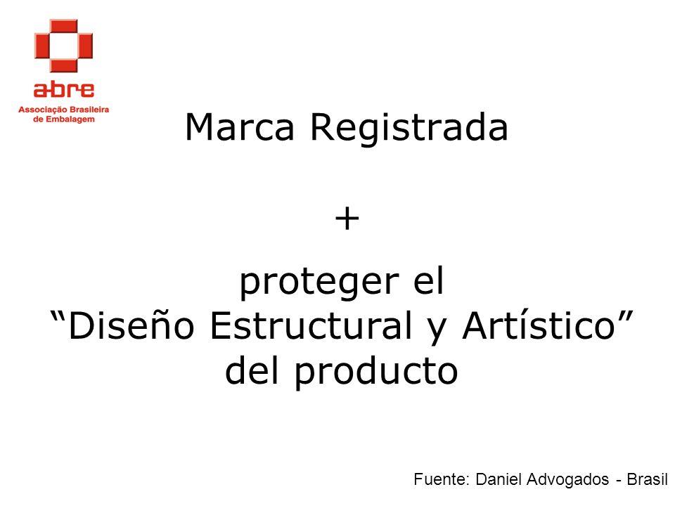 proteger el Diseño Estructural y Artístico del producto