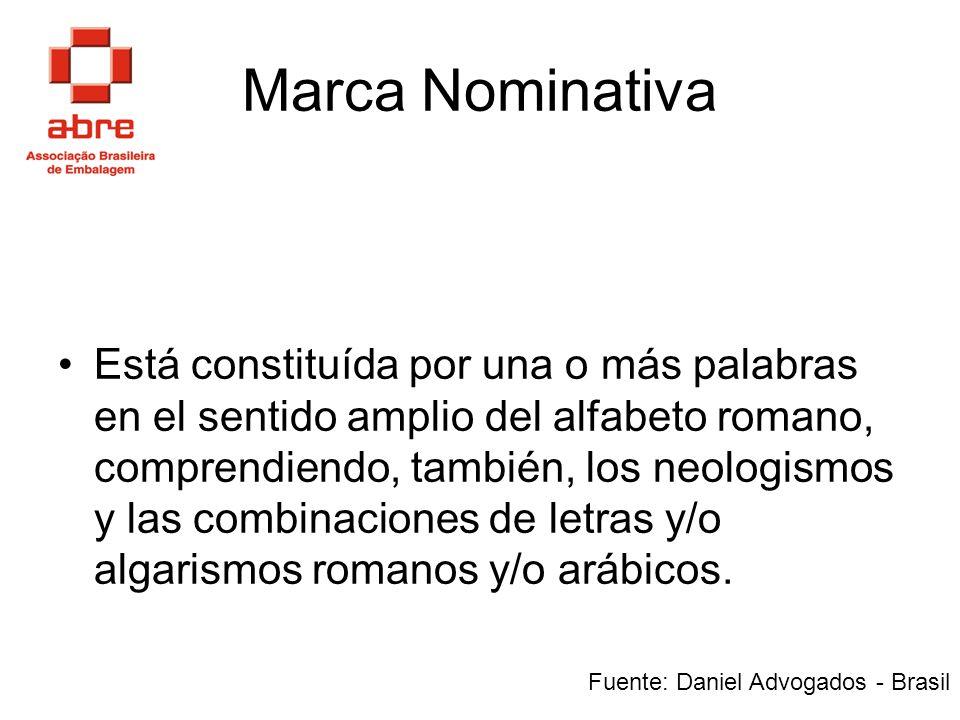 Marca Nominativa