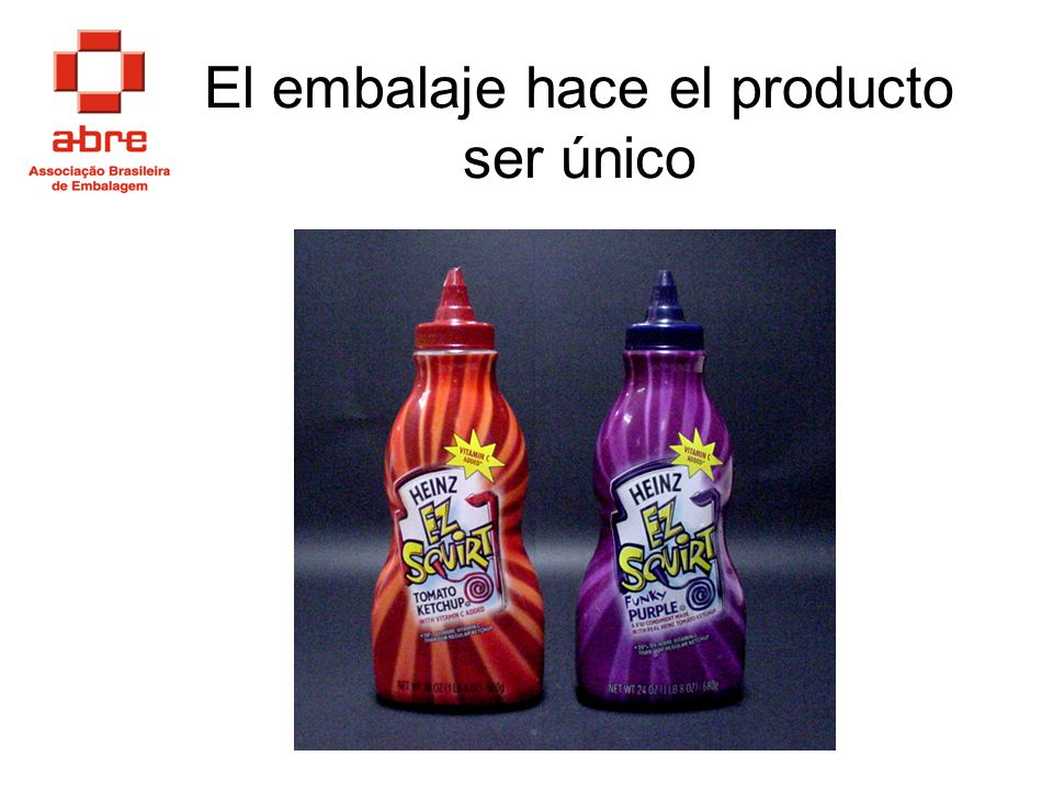 El embalaje hace el producto ser único