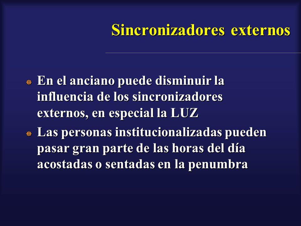 Sincronizadores externos