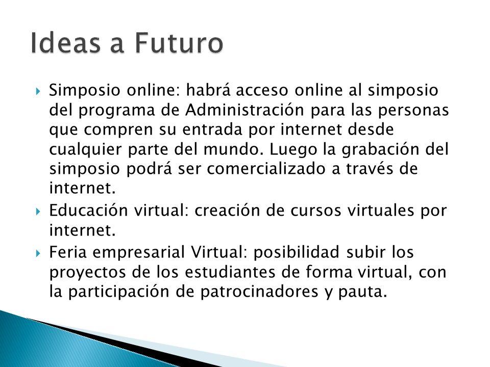 Ideas a Futuro