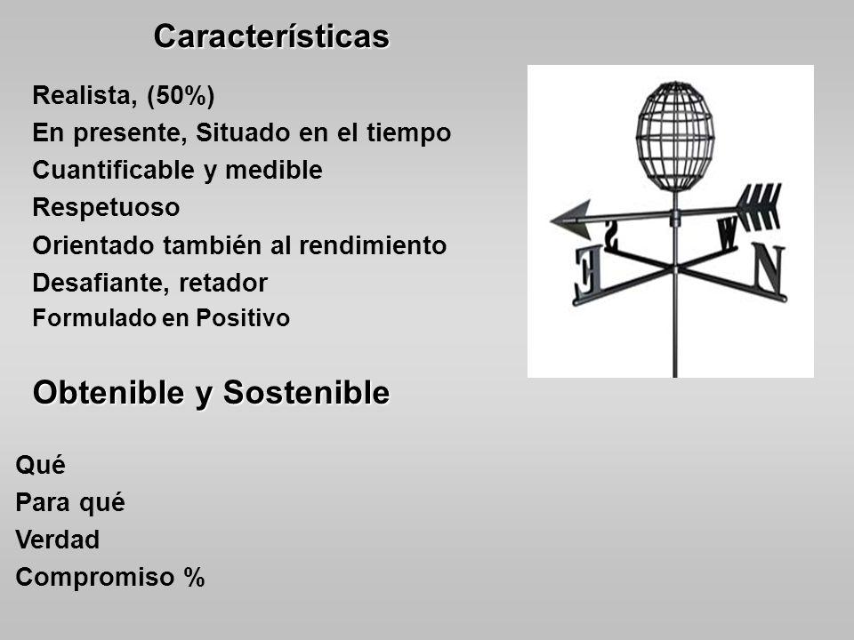 Obtenible y Sostenible