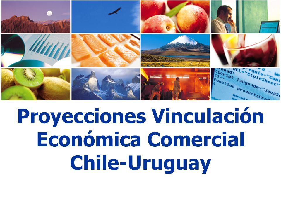 Proyecciones Vinculación Económica Comercial