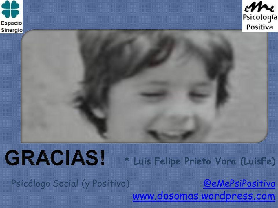 GRACIAS! Muchas gracias. www.dosomas.wordpress.com