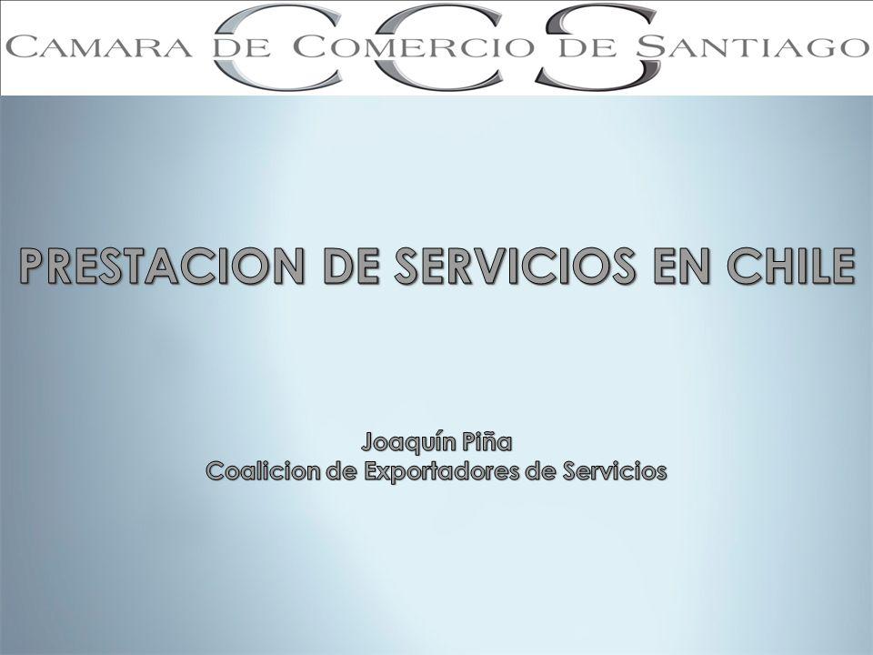PRESTACION DE SERVICIOS EN CHILE