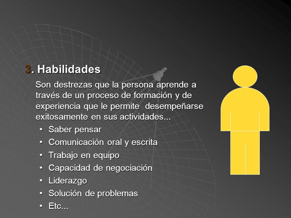 3. Habilidades