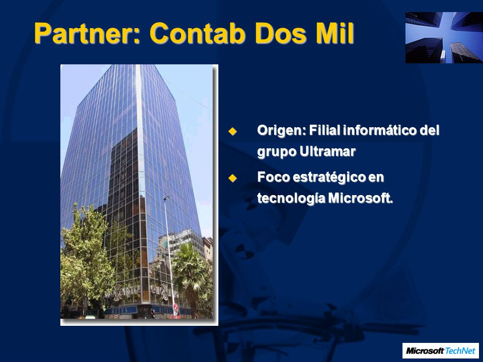 Partner: Contab Dos Mil