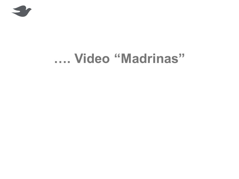 …. Video Madrinas