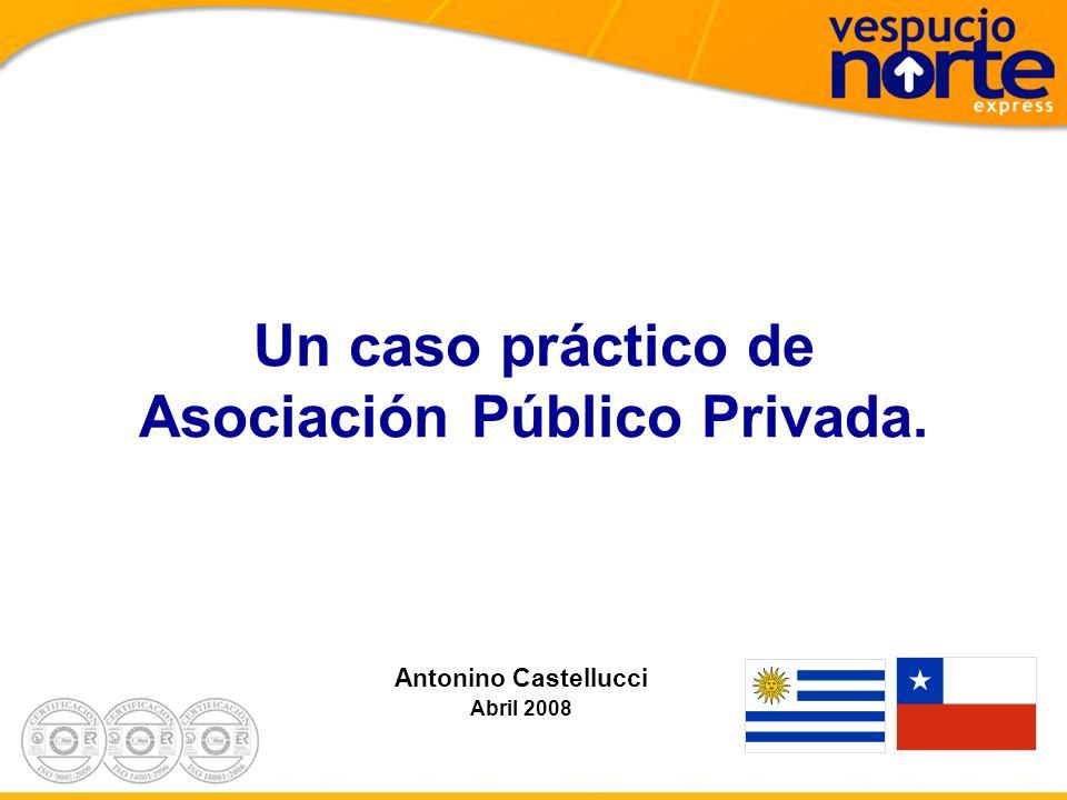 Un caso práctico de Asociación Público Privada.