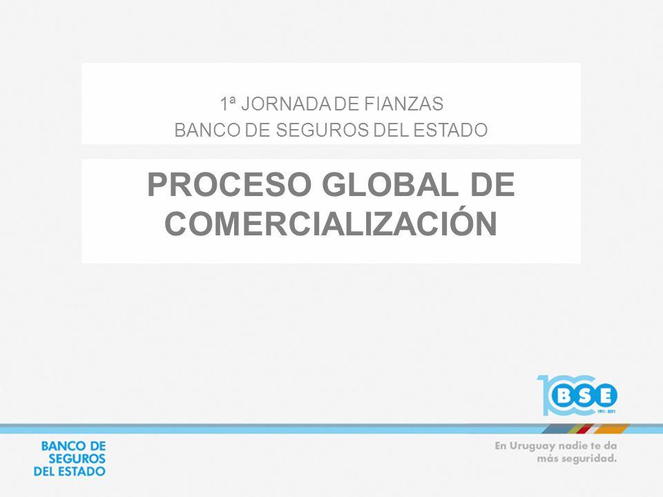 PROCESO GLOBAL DE COMERCIALIZACIÓN