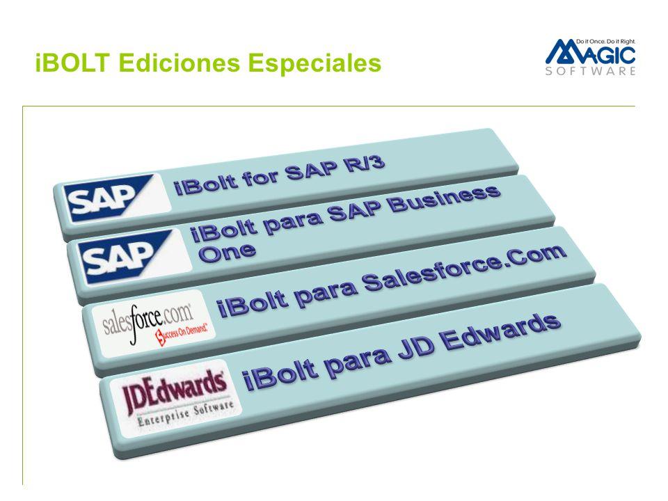 iBOLT Ediciones Especiales