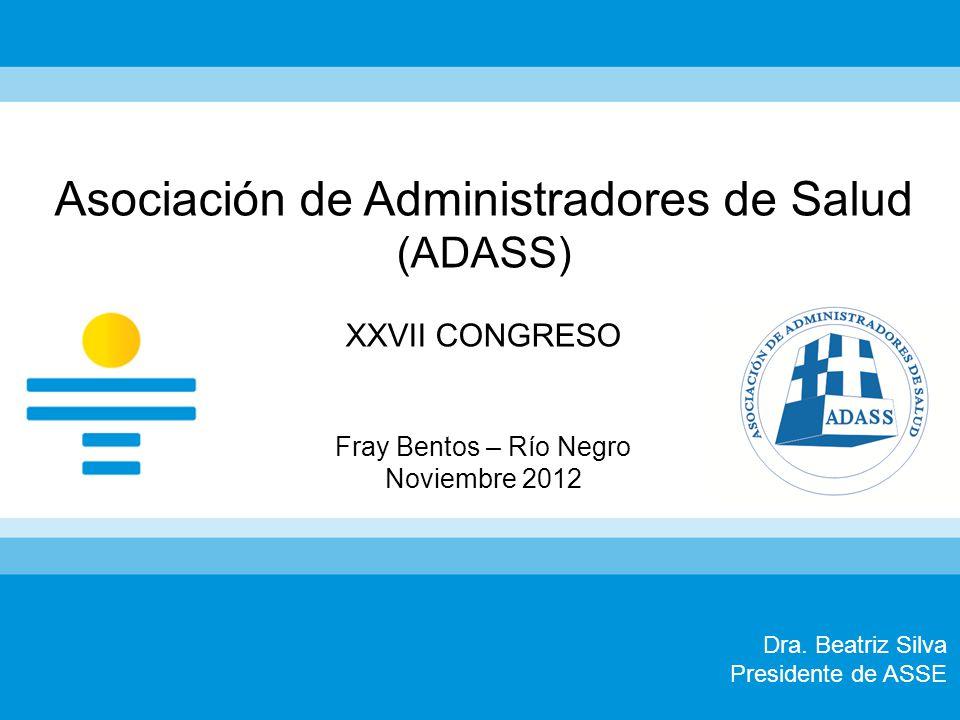 Asociación de Administradores de Salud (ADASS)