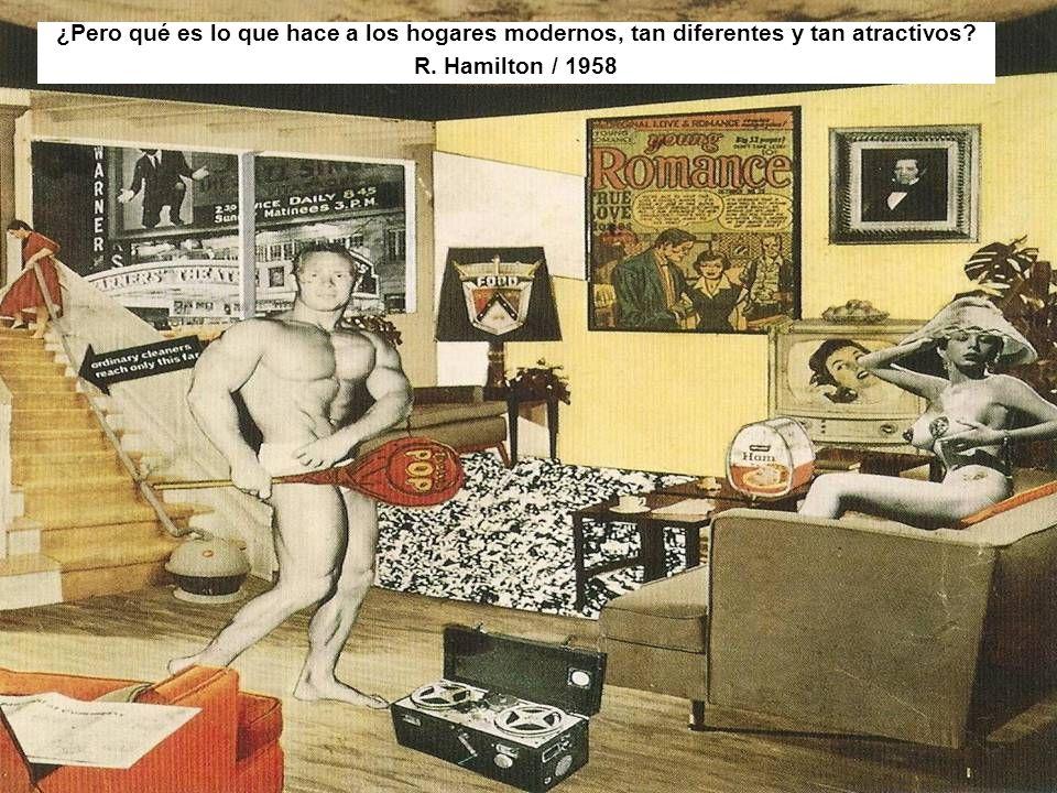 ¿Pero qué es lo que hace a los hogares modernos, tan diferentes y tan atractivos