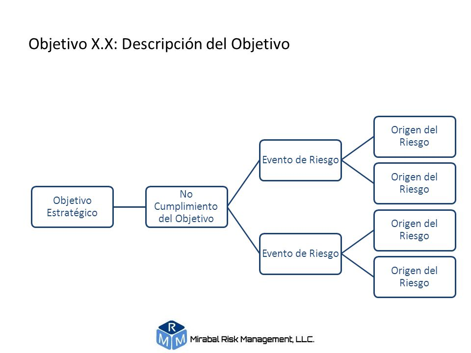 Objetivo X.X: Descripción del Objetivo