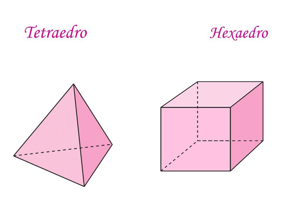 Tetraedro Hexaedro